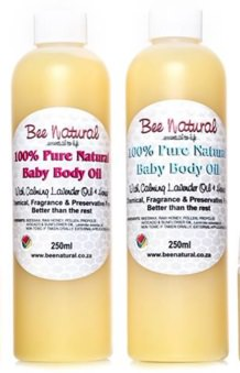 Bee Natural Baby body Oil