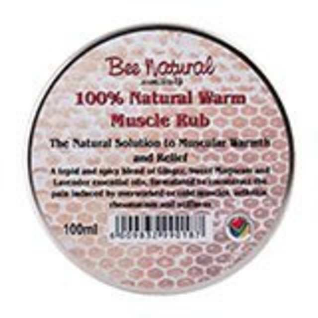 Bee Natural Spicy Ginger